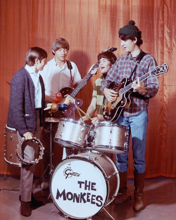 The Monkees in their heyday