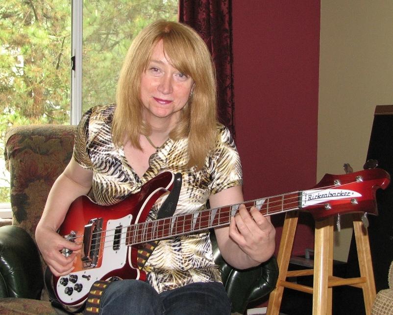 Bass Number 10 Rickenbacker 4003