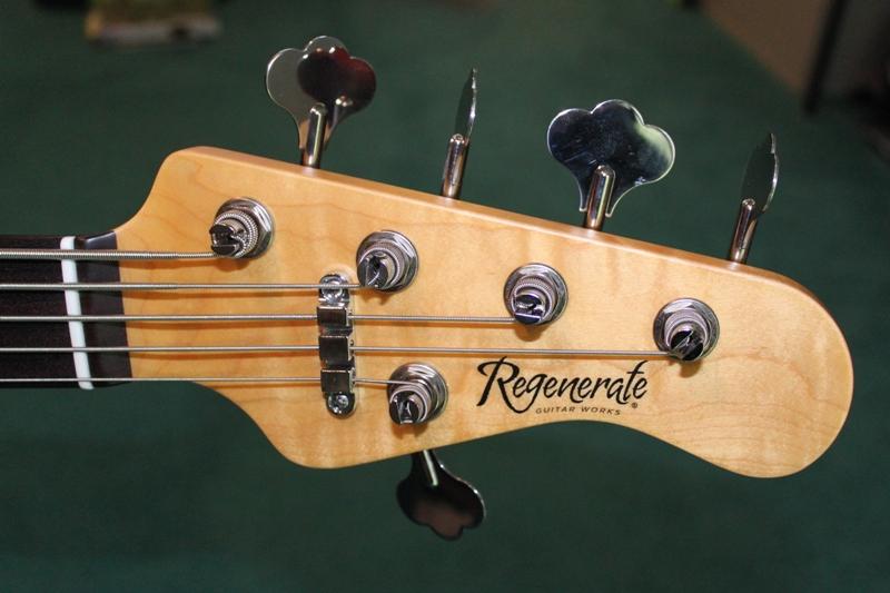 Regenerate Headstock