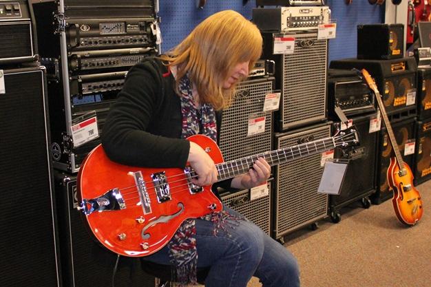 Gretsch G5123 Bass Guitar