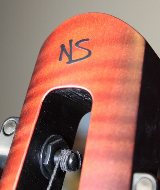 NS NXT Headstock