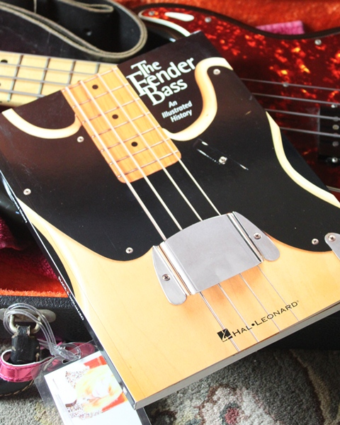 The Fender Bass - Hal Leonard Corp
