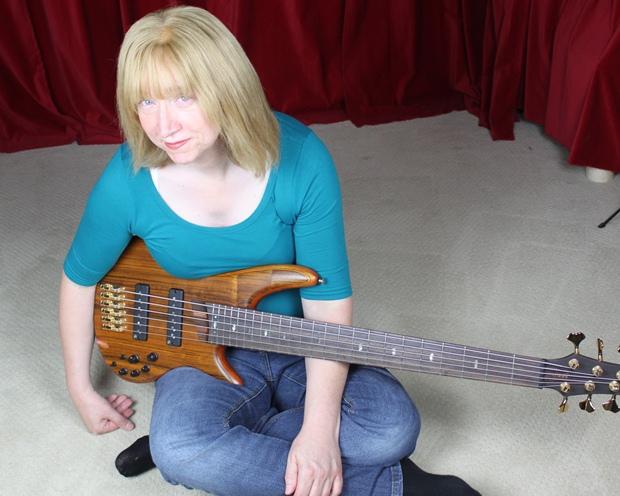 Ibanez SR Premium Series SR1206E 6-String Bass Guitar