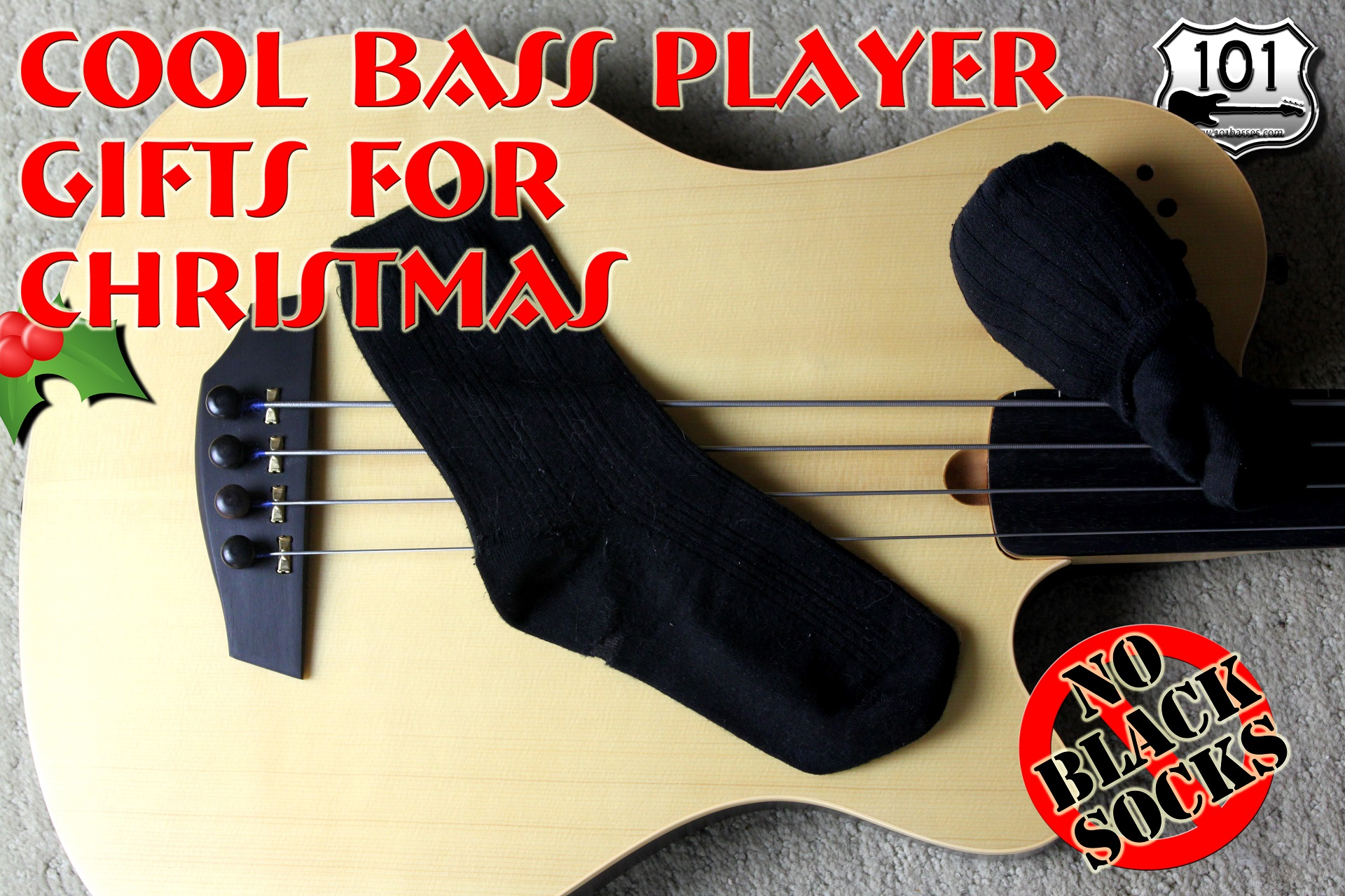cool bass player gifts